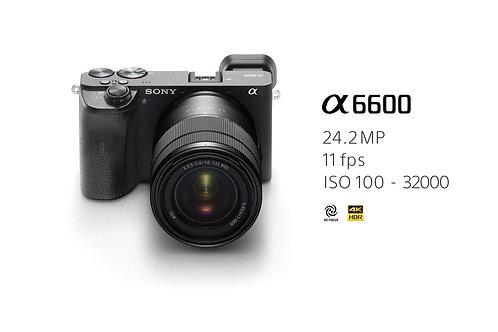 Sony a6600 apsc 4K / 4K 迷你無反