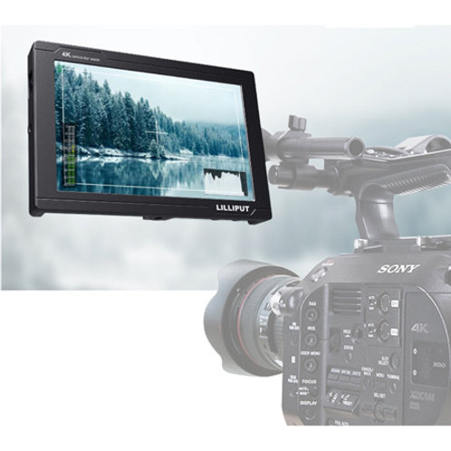 """Lilliput 7"""" SDI HDMI monitor / 7吋 SDI HDMI 監視器"""