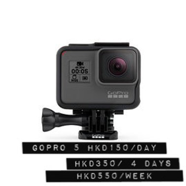 Gopro HERO 5 black/小型4K潛水錄像機