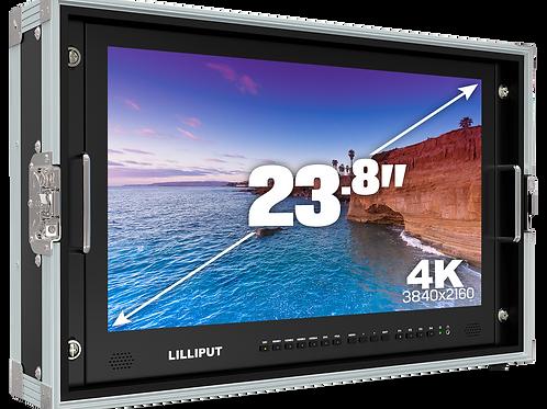 25 inch 4K HDMI, SDI V mount director monitor(outdoor)