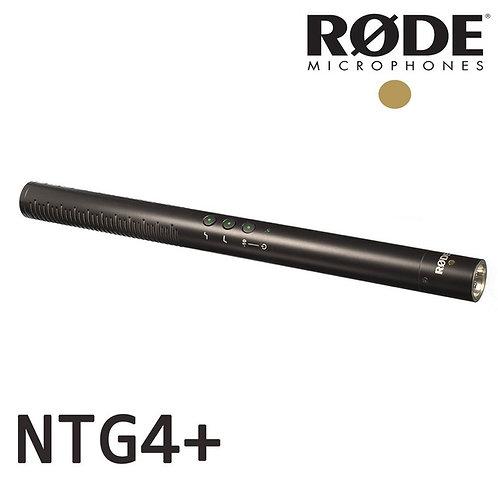 Rode NTG4+