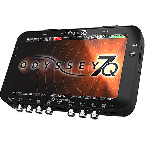 Convergent Design Odyssey7Q Raw Recorder/4K專業外置記錄器