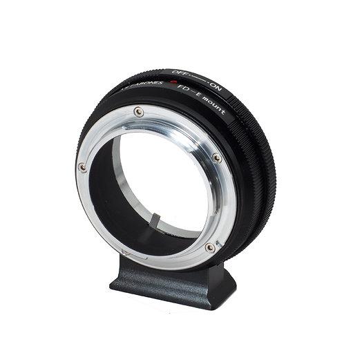 Canon FD-E adaptor 接環