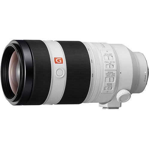 Sony 100-400mm f4.5-5.6 GM tele lens 100-400