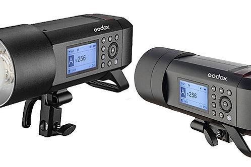 Godox AD400 PRO twin pack  / 400w 閃光燈 x2 套裝