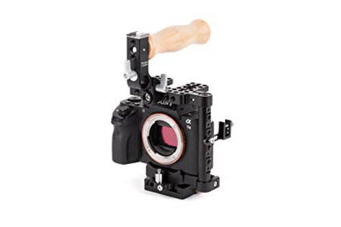 Wooden camera Sony a7 3 a9 cage / A7III a9 免蘢