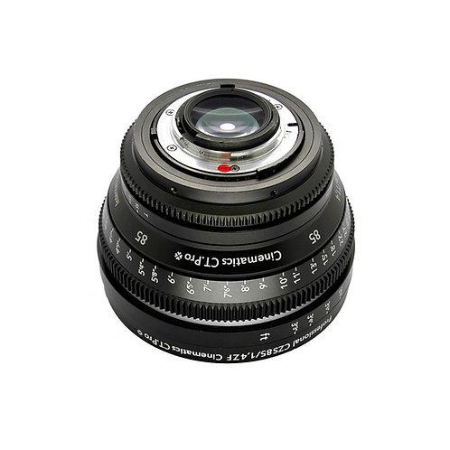 85mm T1.5 CIne Lens CT.2/85mm T1.5 CT.2電影鏡