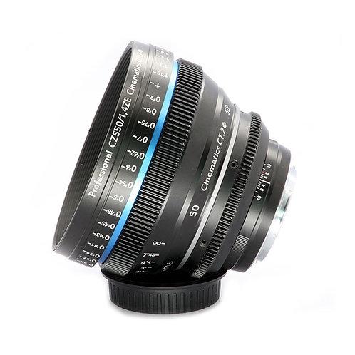50mm T1.5 CIne Lens CT.2/50mm T1.5 CT.2電影鏡