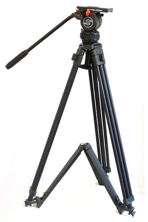 Sachtler DV4/DV4 II video tripod/ 專業三腳架