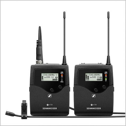 Sennheiser G4 wireless mic set/ 無線咪套裝