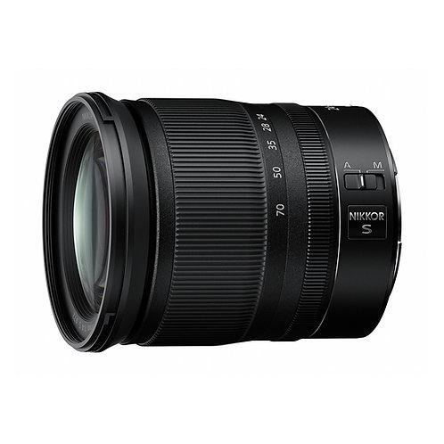 Nikon 24-70 f4 Z mount for Z6/Z7