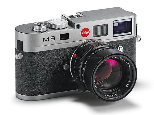 Leica M9 經典相機 連35mm f1.4 鏡頭