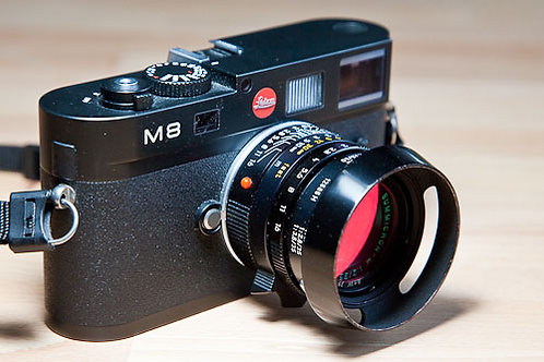 Leica M8/萊卡菲林相機