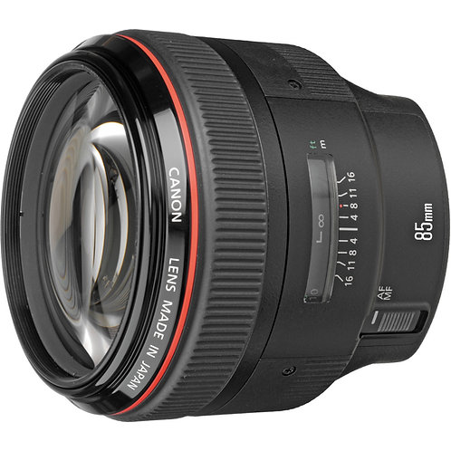 Canon 85 f1.2L II /全片幅85mm f1.2L 2 代鏡頭
