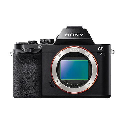 Sony a7/全片幅無反相機