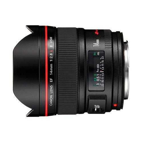 Canon 14mm f2.8 II L Lens