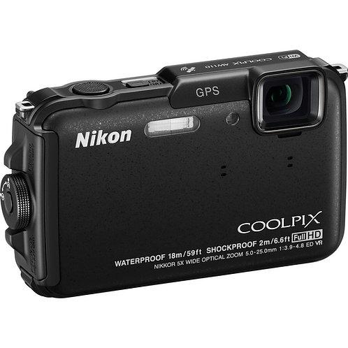Nikon coolpix aw110 潛水相機
