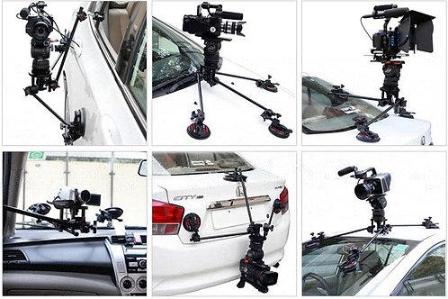 Gripper Car Suction Mount up to 6kg/相機吸盤固定器 6kg