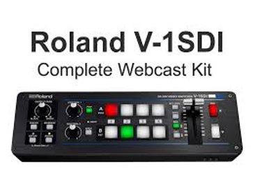 Roland V1-SDI video mixer