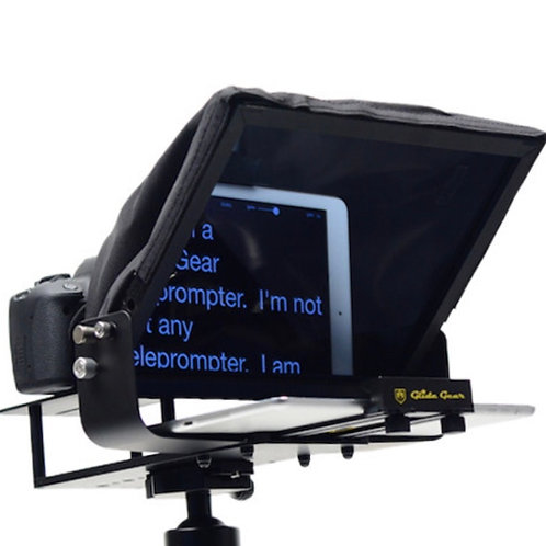 "Teleprompter for 10"" ipad / 讀稿機 提詞機 字幕機"