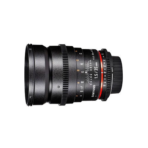 35mm T1.5 CIne Lens/35mm T1.5電影鏡