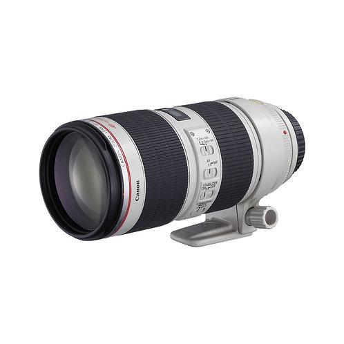 Canon 70200 f2.8 IS L/ 全片幅70-200mm F2.8 L II 小白兔