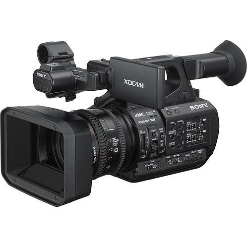 Sony Z190 25x 28-720mm zoom 4K60p SDI