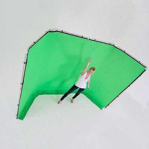 Lastolite Panoramic Background (4米 Chroma key Green)