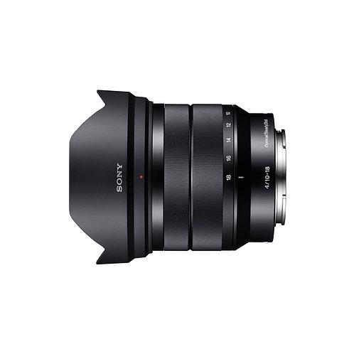 SEL1018F4/E10-18mm F4 OSS 鏡頭