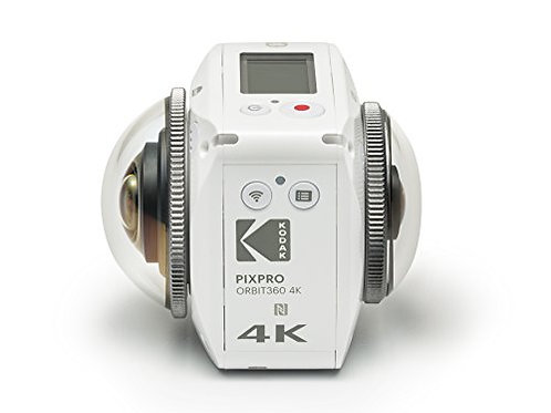 Kodak Orbit 4K 360VR/ VR相機
