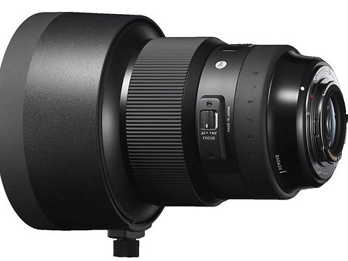 Sigma ART 105mm f1.4