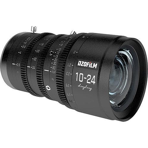 DZOFiLM DZO 10-24mm T2.9Parfocal Cine lens / DZOFiLM 10-24mm T2.9 M43 電影鏡頭