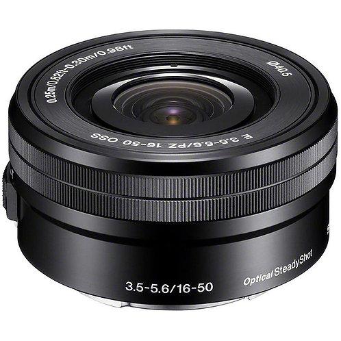 SEL1650 pancake zoom lens F3.5-5.6 OSS 鏡頭