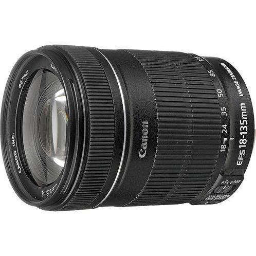 Canon 18135 IS/APSC片幅18-135mm IS鏡頭