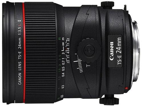 Canon 24mm f3.5 II L TS-E tilt shift