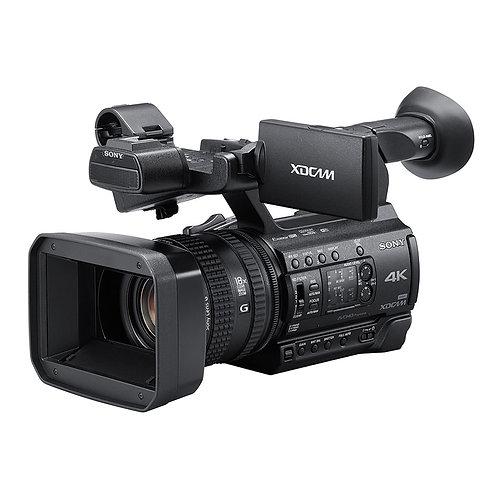 Sony PXW Z150 4K camcorder SDI / 專業SDI 4K錄像機