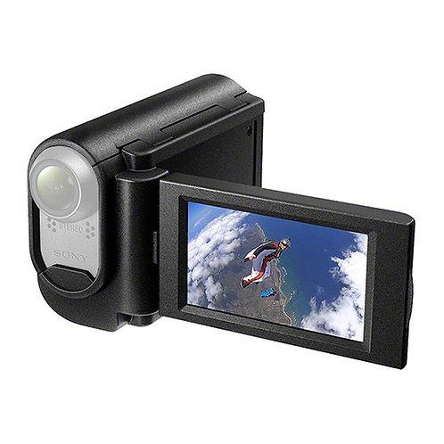 Sony AS15 with AKA-LU1/小型潛水運動錄像機連顯示器