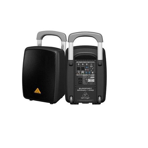 BEHRINGER portable speaker