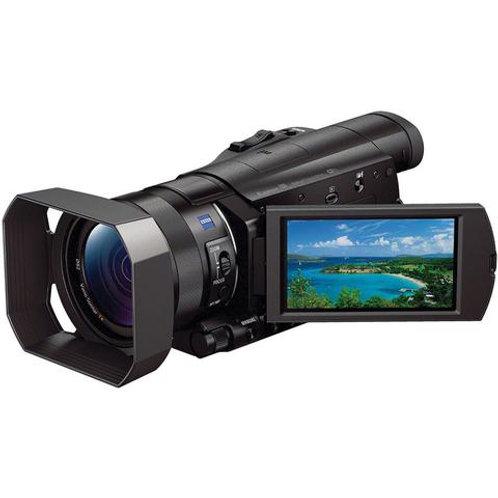 Sony AX100E 4K camcorder / 4K 攝錄機