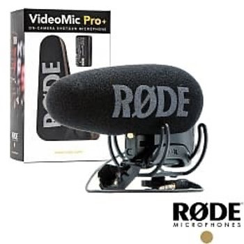Rode video of PRO + plus