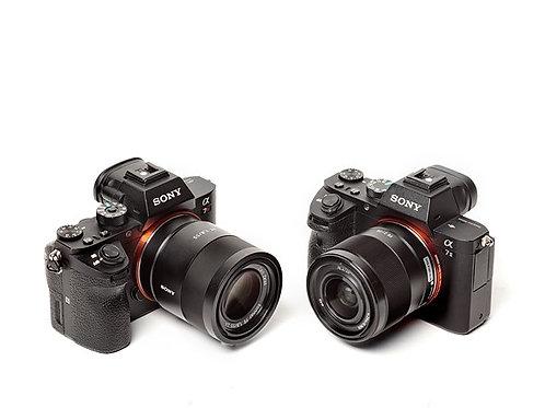 2x Sony a7s2 package/ 2部a7s2 4K無反相機特價