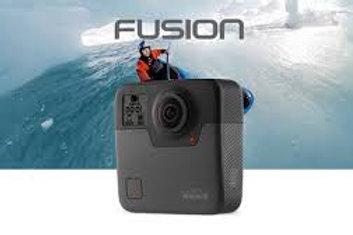 Gopro Fusion 360VR 5.2k/ 360VR 運動相機