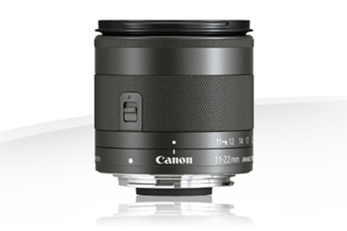 Canon m 11-22mm wide angle for m50 / 廣角鏡頭