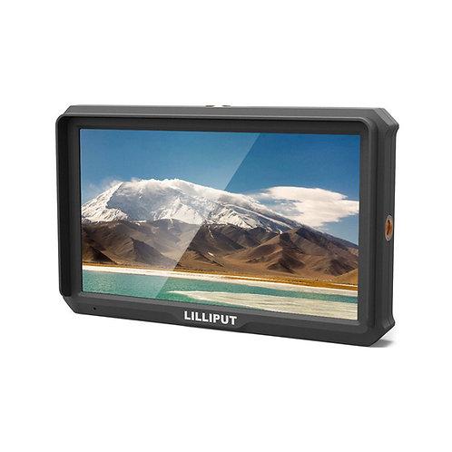 "Lilliput 5"" 4K HDMI monitor / 5 吋4K 監視器"