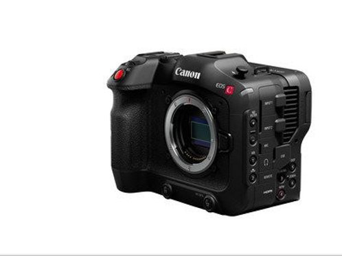 Canon C70 Cinema camera 4K 120p
