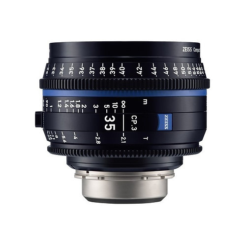 ZEISS CP.3 35mm T2.1 (Canon EF Mount)