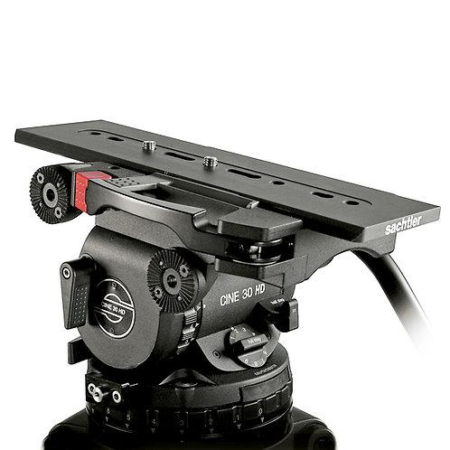 Sachtler 30HD 150mm video head / 150mm 頭子