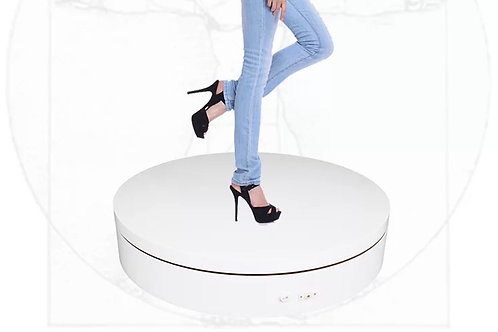 Spinning platform for human support 80KG / turntable 旋轉載人轉盤