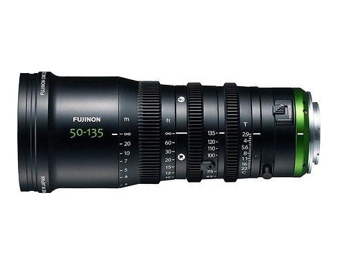 Fujinon MK 50-135mm t2.9 cine lens/電影鏡頭