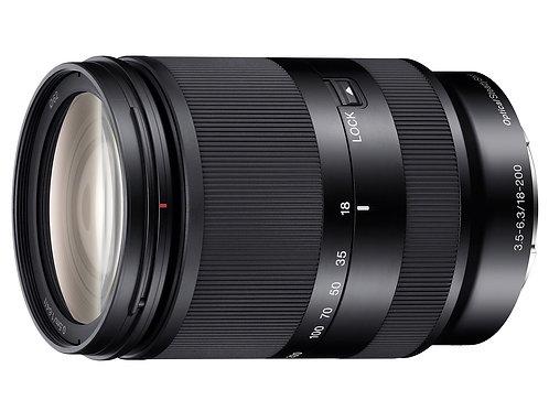 SEL18-200mm F3.5-6.3 LE 鏡頭